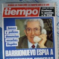 Coleccionismo de Revista Tiempo: REVISTA TIEMPO. Lote 276125028