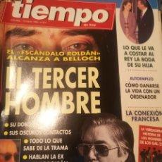 Coleccionismo de Revista Tiempo: REVISTA TIEMPO N°671 13 MARZO DE 1995. Lote 285435843