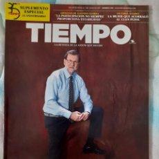 Coleccionismo de Revista Tiempo: TIEMPO Nº 1795 DEL 23/05 AL 01/06 DE 2017. Lote 289331518