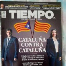 Coleccionismo de Revista Tiempo: TIEMPO DEL 26/012/2017 AL 11/01/2018. Lote 289331828