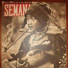 Coleccionismo de Revistas y Periódicos: REVISTA SEMANA.. Lote 7878922