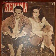 Coleccionismo de Revistas y Periódicos: REVISTA SEMANA.. Lote 8067752