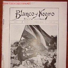 Coleccionismo de Revistas y Periódicos: REVISTA BLANCO Y NEGRO, ILUSTRADA. Lote 9168832