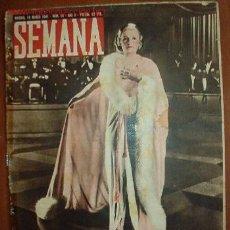 Coleccionismo de Revistas y Periódicos: DIARIO SEMANA, CON NOTÍCIAS DE LA 2ª GUERRA MUNDIAL. Lote 8484989