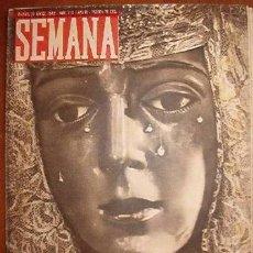 Coleccionismo de Revistas y Periódicos: DIARIO SEMANA, CON NOTÍCIAS DE LA 2ª GUERRA MUNDIAL. Lote 12785272