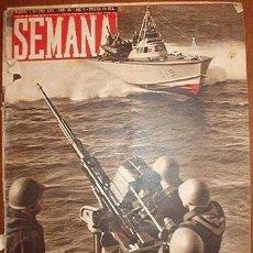 Coleccionismo de Revistas y Periódicos: DIARIO SEMANA, CON NOTÍCIAS DE LA 2ª GUERRA MUNDIAL. Lote 7301088
