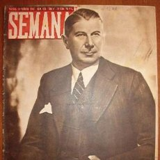 Coleccionismo de Revistas y Periódicos: DIARIO SEMANA, CON NOTÍCIAS DE LA 2ª GUERRA MUNDIAL. Lote 12123625