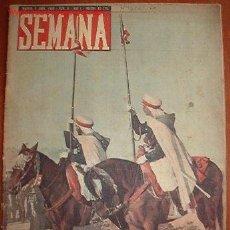 Coleccionismo de Revistas y Periódicos: DIARIO SEMANA, CON NOTÍCIAS DE LA 2ª GUERRA MUNDIAL. Lote 7922558