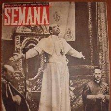 Coleccionismo de Revistas y Periódicos: DIARIO SEMANA, CON NOTÍCIAS DE LA 2ª GUERRA MUNDIAL. Lote 17651346