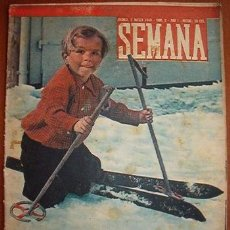 Coleccionismo de Revistas y Periódicos: DIARIO SEMANA, CON NOTÍCIAS DE LA 2ª GUERRA MUNDIAL. Lote 13234826