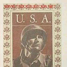 Coleccionismo de Revistas y Periódicos: U.S.A. VOL. 1 NÚM. 1. SEGUNDA GUERRA MUNDIAL. Lote 6755222