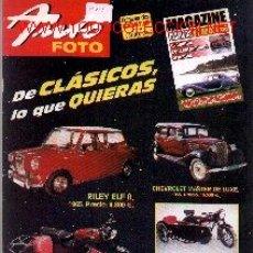 Coleccionismo de Revistas y Periódicos: 17-223. REVISTA AUTO FOTO Nº 74. OCTUBRE 2002. Lote 1693588