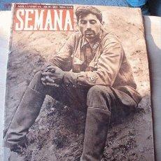 Coleccionismo de Revistas y Periódicos: REVISTA SEMANA. Lote 6866426