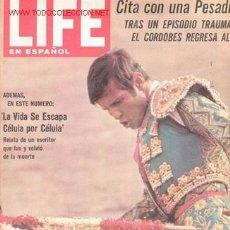Coleccionismo de Revistas y Periódicos: REVISTA LIFE, AÑO 1967 . EL CORDOBÉS. Lote 26203690