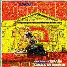 Coleccionismo de Revistas y Periódicos: DIARIO 16. (SEMANAL). Lote 4591177