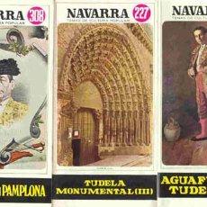 Coleccionismo de Revistas y Periódicos: NAVARRA TEMAS DE CULTURA POPULAR. Lote 15802