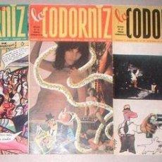 Coleccionismo de Revistas y Periódicos: 989. LA CODORNIZ, ESPECIAL (3). Lote 10048512