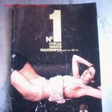 Coleccionismo de Revistas y Periódicos: EL PAPUS -- EXTRA -- Nº 1. Lote 23803218