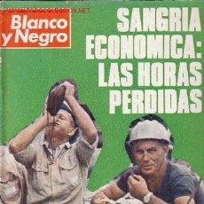 Coleccionismo de Revistas y Periódicos: BLANCO Y NEGRO. Lote 554050