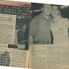 Coleccionismo de Revistas y Periódicos: REVISTA MAGAZINE / CARETA AÑO 1959 / BAHAMONTES GANA EL TOUR DE FRANCE. Lote 11434060