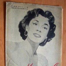 Coleccionismo de Revistas y Periódicos: MARISOL Nº 20 - SEMANARIO DE LA MUJER - JUNIO 1954. Lote 17522440