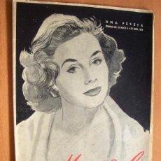 Coleccionismo de Revistas y Periódicos: MARISOL Nº 9 - SEMANARIO DE LA MUJER - ABRIL 1954. Lote 19128721