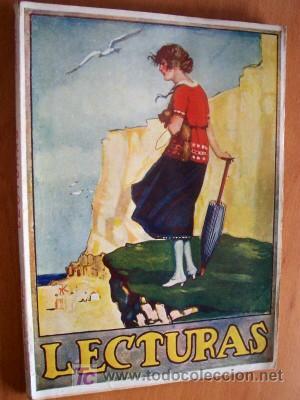 LECTURAS - Nº 25 (Coleccionismo - Revistas y Periódicos Antiguos (hasta 1.939))