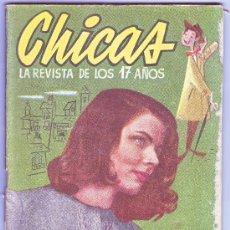 Coleccionismo de Revistas y Periódicos: -CHICAS-N 224--1954 ..,,. Lote 3203276