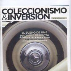 Coleccionismo de Revistas y Periódicos: COLECCIONISMO & INVERSIÓN, Nº 36. Lote 3963585
