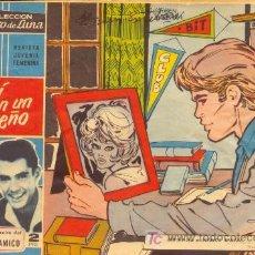 Coleccionismo de Revistas y Periódicos: COLECCIÓN CLARO DE LUNA Nº 223 DÚO DINÁMICO TE VÍ EN UN SUEÑO REPORTAJE NANCY KWAN. Lote 3617228