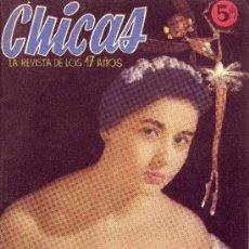 Coleccionismo de Revistas y Periódicos: REVISTA CHICAS-LA REVISTA DE LOS 17 AÑOS2ª EPOCA Nº 201. Lote 21138488