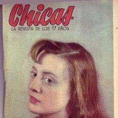 Coleccionismo de Revistas y Periódicos: REVISTA CHICAS-LA REVISTA DE LOS 17 AÑOS -2ª EPOCA Nº 218. Lote 17566916