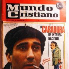 Coleccionismo de Revistas y Periódicos: MUNDO CRISTIANO. AÑO IV Nº 38 MARZO 1966. Lote 21198875