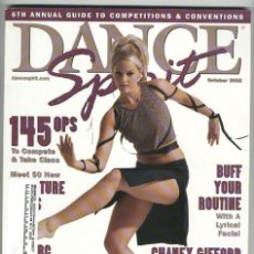 Coleccionismo de Revistas y Periódicos: DANCE SPIRIT X/2002 REVISTA DE DANZA. Lote 4219745