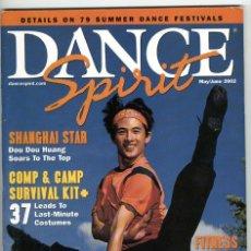 Coleccionismo de Revistas y Periódicos: DANCE SPIRIT XII/2002 REVISTA DE DANZA. Lote 4219762