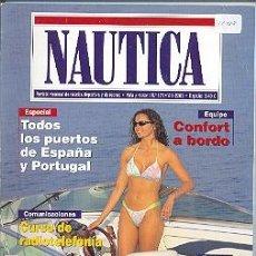 Coleccionismo de Revistas y Periódicos: 17-308. REVISTA NAUTICA Nº 171. VIII-2003. Lote 4223115