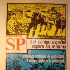 Coleccionismo de Revistas y Periódicos: REVISTA SP. Lote 4243821