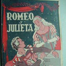 Coleccionismo de Revistas y Periódicos: 5582 ROMEO Y JULIETA - EDITORIAL ALAS - AÑOS 1945 - MAS EN MI TIENDA TC COSAS&CURIOSAS. Lote 5895322