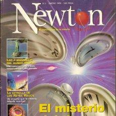 Coleccionismo de Revistas y Periódicos: REVISTA 'NEWTON', Nº 9. ENERO 1999. CULTURA Y CIENCIA.. Lote 5275220
