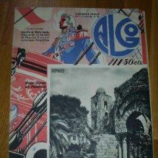 Coleccionismo de Revistas y Periódicos: REVISTA ALGO: ILUSTRACIÓN POPULAR- 1933 * EBRO: FONTIBRE, REINOSA CAMPOO *. Lote 21683670