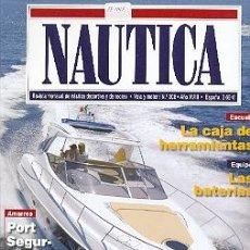 Coleccionismo de Revistas y Periódicos: 17-441. REVISTA NAUTICA Nº 208 AÑO XVIII. Lote 4393430