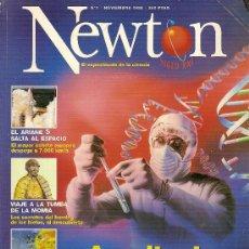 Coleccionismo de Revistas y Periódicos: REVISTA 'NEWTON', Nº 7. NOVIEMBRE 1998. DIVULGACIÓN CIENTÍFICA.. Lote 23208741