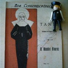 Coleccionismo de Revistas y Periódicos: REVISTA LITERARIA LOS CONTEMPORANEOS. 1-FEB-1923. TANIT. A.MUNDET ÁLVAREZ . Lote 4676357