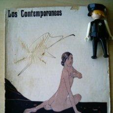 Coleccionismo de Revistas y Periódicos: REVISTA LITERARIA LOS CONTEMPORANEOS. 28-MAY-1925. EMBRUJAMIENTO. FEDERICO TRUJILLO. . Lote 4676455