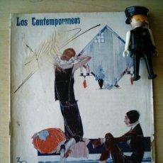Coleccionismo de Revistas y Periódicos: REVISTA LITERARIA LOS CONTEMPORANEOS. 19-MAR-1925. MI MUJER TIENE UNA AMIGA. ADOLFO BELOT . Lote 4676466