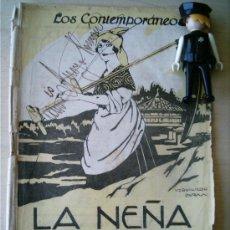 Coleccionismo de Revistas y Periódicos: REVISTA LITERARIA LOS CONTEMPORANEOS. 9-OCT-1919. LA NEÑA. FEDERICO OLIVER . Lote 4676487