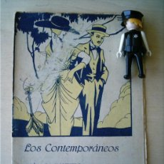 Coleccionismo de Revistas y Periódicos: REVISTA LITERARIA LOS CONTEMPORANEOS. 15-JUL-1920. RAMÓN SE JUSTIFICA. J. AGUILAR CATENA . Lote 4676542