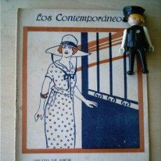 Coleccionismo de Revistas y Periódicos: REVISTA LITERARIA LOS CONTEMPORANEOS. 21-OCT-1920. LA NOCHE TRÁGICA. E. CONTRERAS CAMARGO . Lote 4676600
