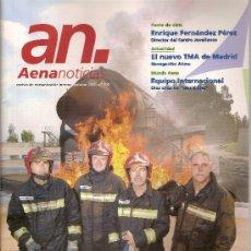 Coleccionismo de Revistas y Periódicos: REVISTA 'AN - AENA NOTICIAS', Nº 105. DICIEMBRE 2006.. Lote 19062737