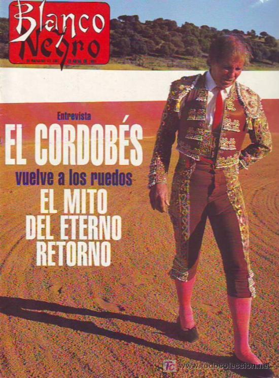 EL CORDOBÉS, VICENTE PARRA, WINONA RYDER, NIEVES ÁLVAREZ, VICTORIA VERA. (Coleccionismo - Revistas y Periódicos Modernos (a partir de 1.940) - Otros)